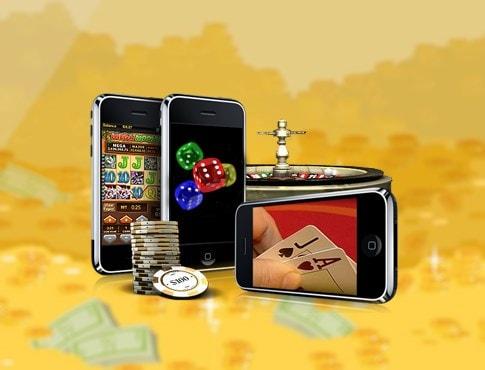 Ігрові автомати на мобільному телефоні
