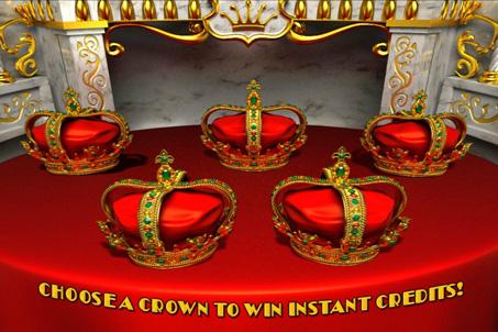 Призовий раунд в онлайн апараті Royal Reels
